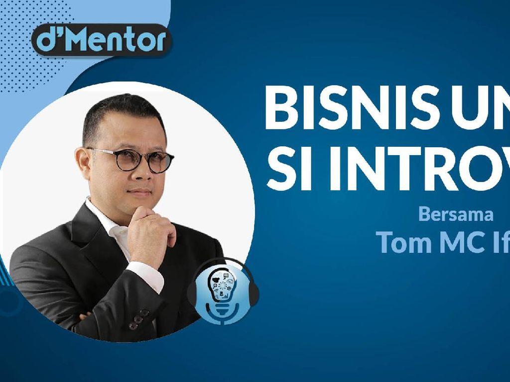Bisnis Untuk Si Introvert Bersama Coach Tom