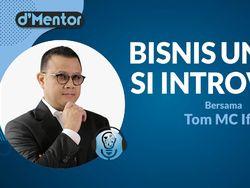 Live dMentor: Bisnis untuk Si Introvert Bersama Coach Tom