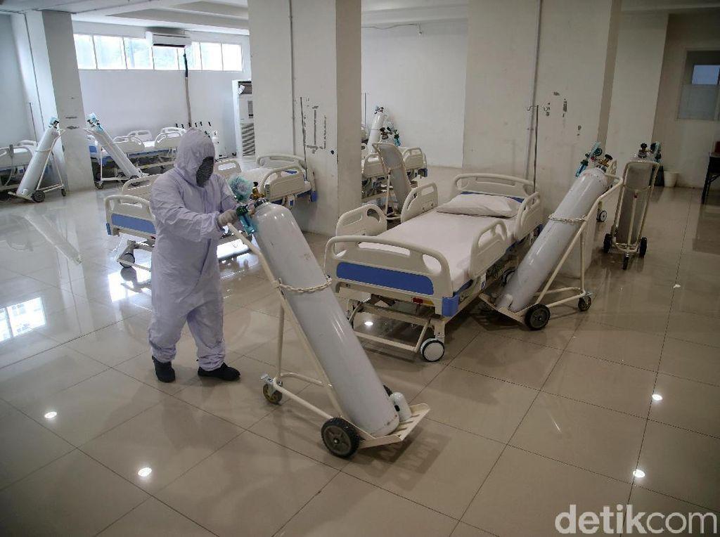 1/4 Pasien di RS DKI dari Bodetabek, Pemkab Bekasi: Tak Ada Batas Wilayah