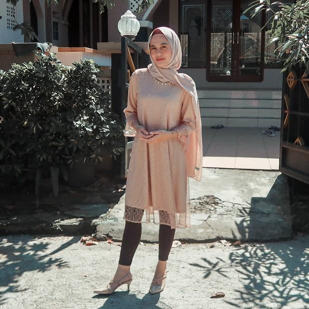 Visa Zikryka pakai hijab/instagram.com/visarzet
