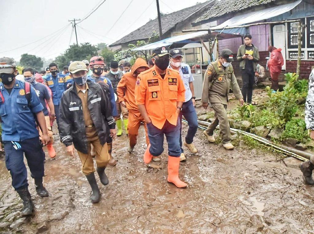 Banjir Bandang di Puncak, Pemkab Bogor Minta BIG Cek Konstruksi Tanah