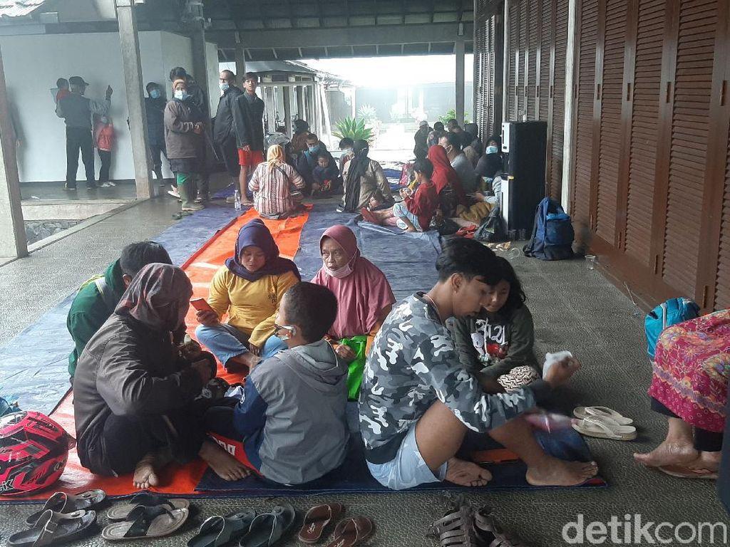 900 Jiwa Terdampak Banjir Bandang di Gunung Mas Puncak Bogor