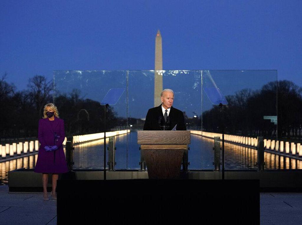 Tonton! Pelantikan Joe Biden sebagai Presiden Baru AS Malam Ini