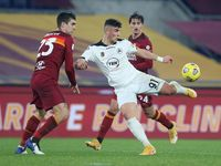 Coppa Italia: AS Roma Disingkirkan Spezia Lewat Babak Tambahan