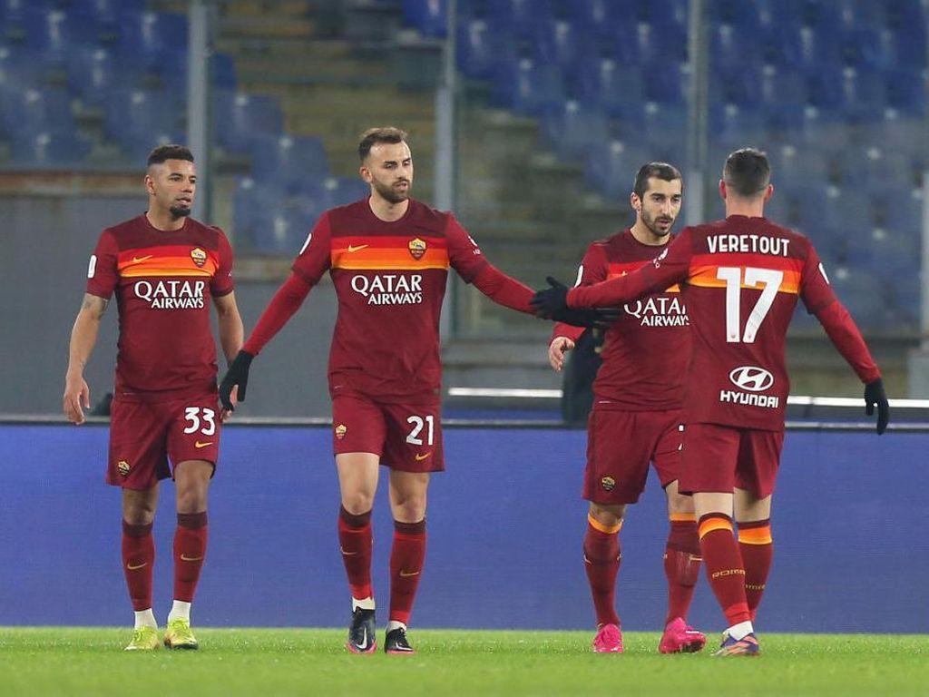Bek Juventus Ini Nilai Roma Bisa Scudetto