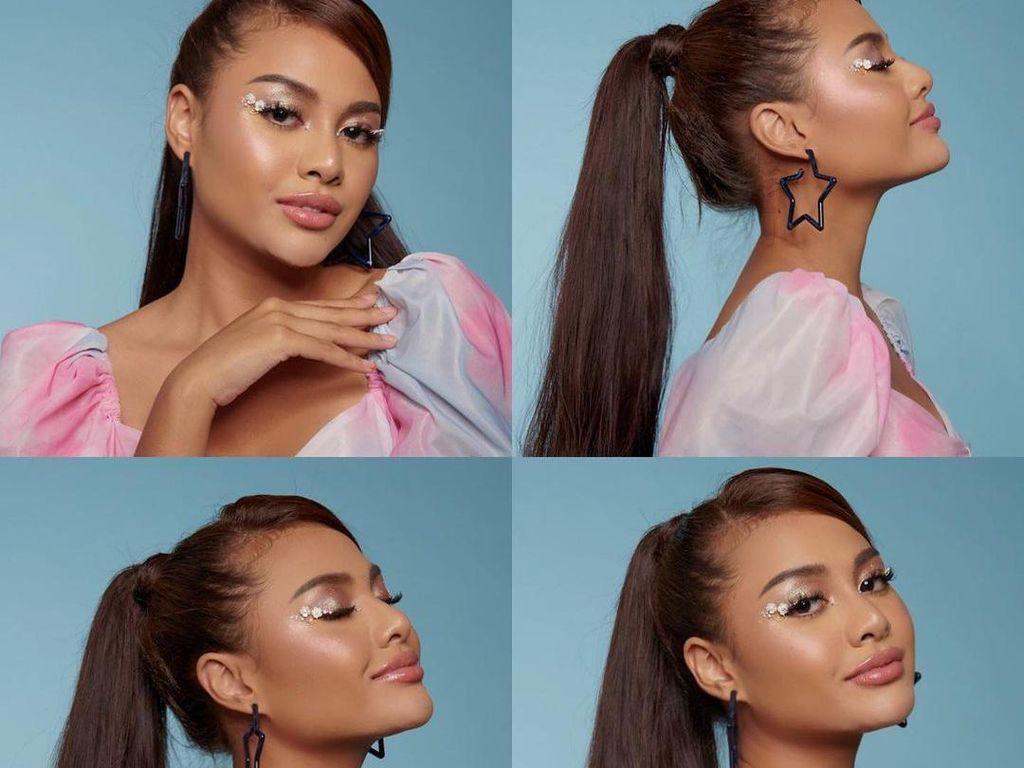 Aurel Hermansyah Disebut Ariana Grande Versi Indo di Foto Ini
