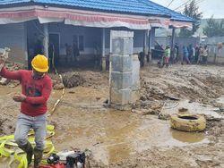 Banjir Bandang di Paniai Papua, 30 Rumah-Kediaman Bupati Terdampak