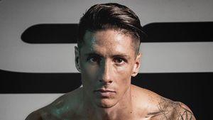 Foto: Transformasi Badan Kekar Fernando Torres