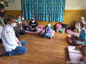 Pengungsi Gempa Sulbar di Sulsel Sisa 82 Orang, 3 di Antaranya Positif COVID