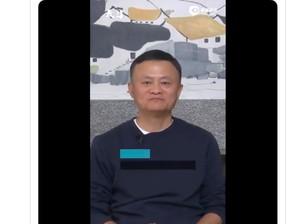 Ini Tampang Jack Ma Setelah Hilang Misterius