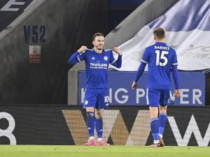 Leicester City Bisa Pimpin Klasemen Liga Inggris? Bukan Kebetulan