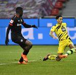 Bayer Leverkusen Vs Borussia Dortmund: Die Borussen Kalah 1-2