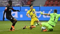 Gol-gol Borussia Dortmund Dibungkam Bayer Leverkusen