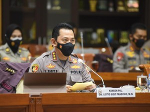 Komjen Sigit: Ke Depan Polisi Tidak Perlu Melakukan Tilang