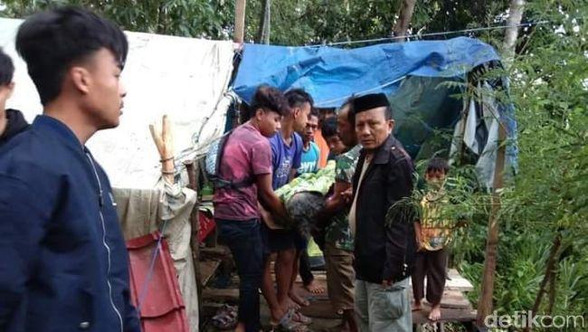 Duka Warga Meregang Nyawa Kedinginan Saat Mengungsi karena Gempa