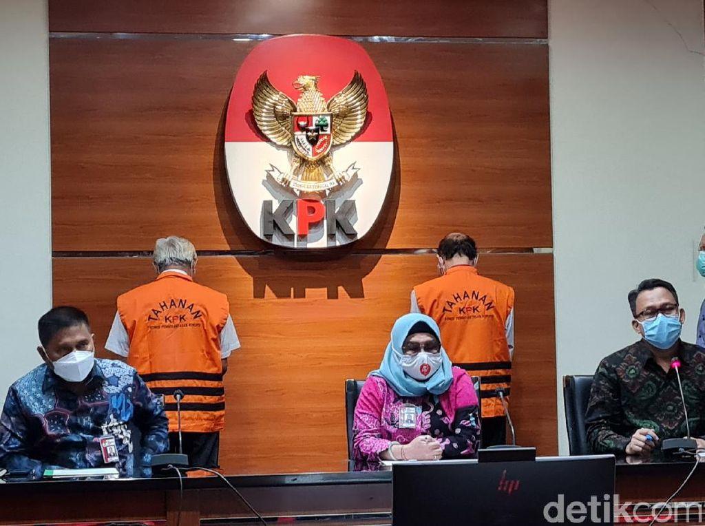 KPK Tetapkan Eks Kepala BIG Tersangka Korupsi Pengadaan Citra Satelit