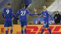 Leicester Siap Pertahankan Puncak Klasemen Liga Inggris
