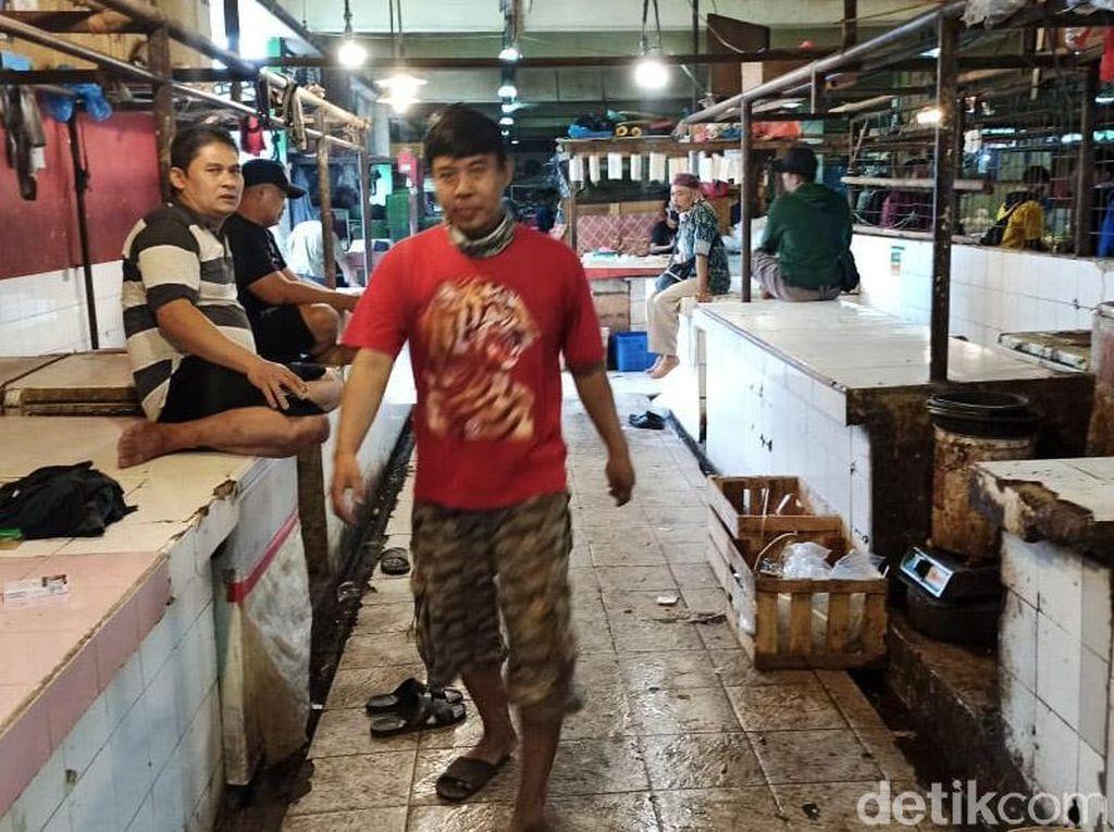 Berapa Hari Pedagang Daging Sapi Mogok Jualan?