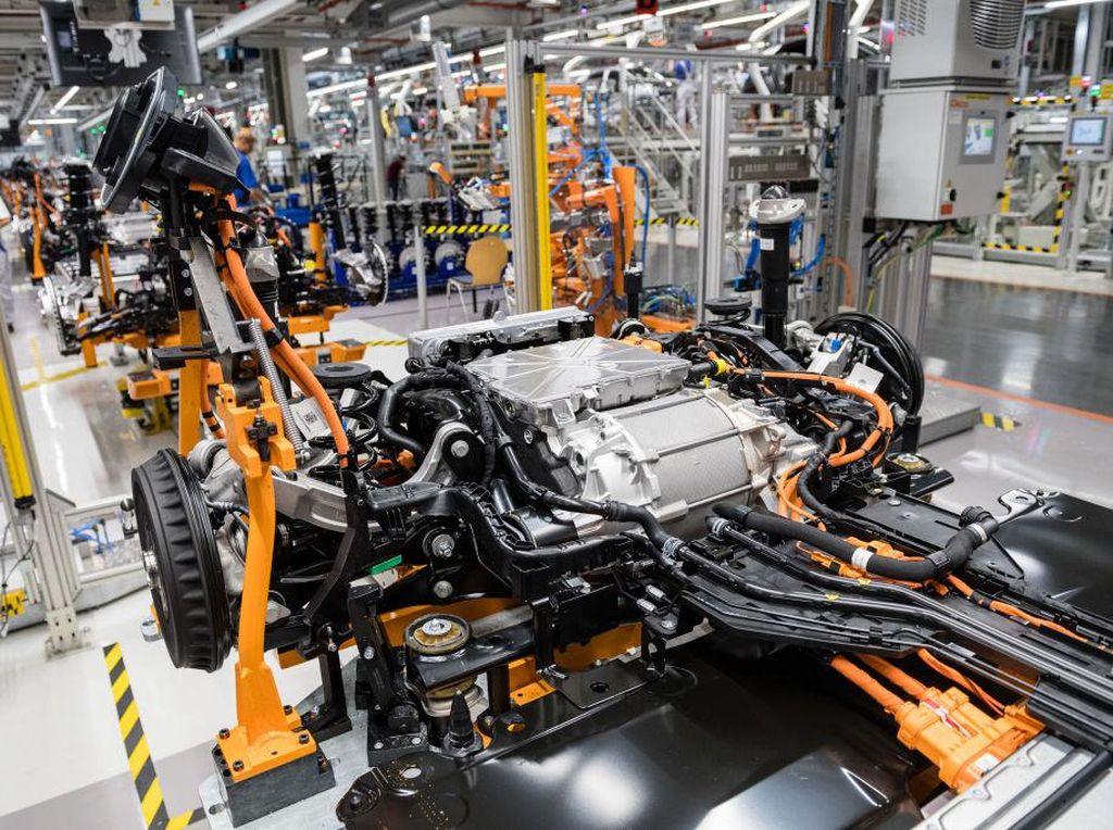 Pasokan Sparepart Terhambat, Pabrik Mobil di Jerman Terancam Tutup