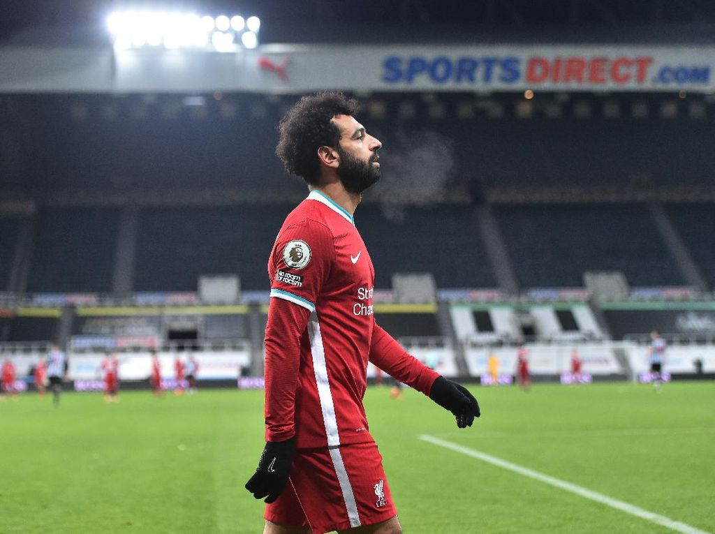 Mohamed Salah Egois Banget