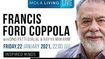 Maestro Filmmaker, Francis Ford Coppola Berbagi Pengalaman Hidup