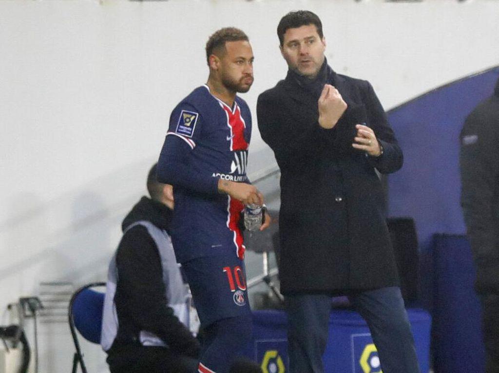Neymar Cs Bikin Pochettino Kaget Saat Mulai Latih PSG