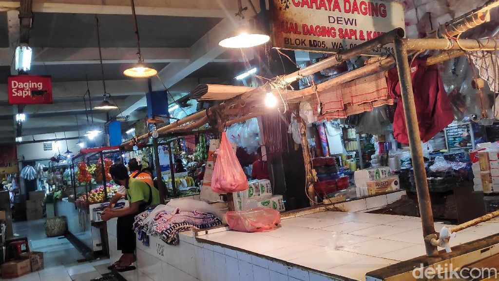 Harga Daging Melonjak, Pedagang Mogok Jualan