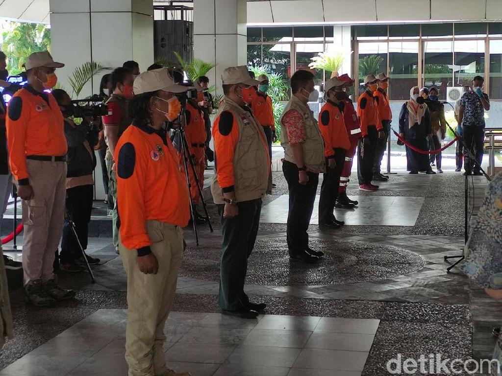Pemprov Jateng Kirim Relawan dan Bantuan untuk Korban Gempa Sulbar