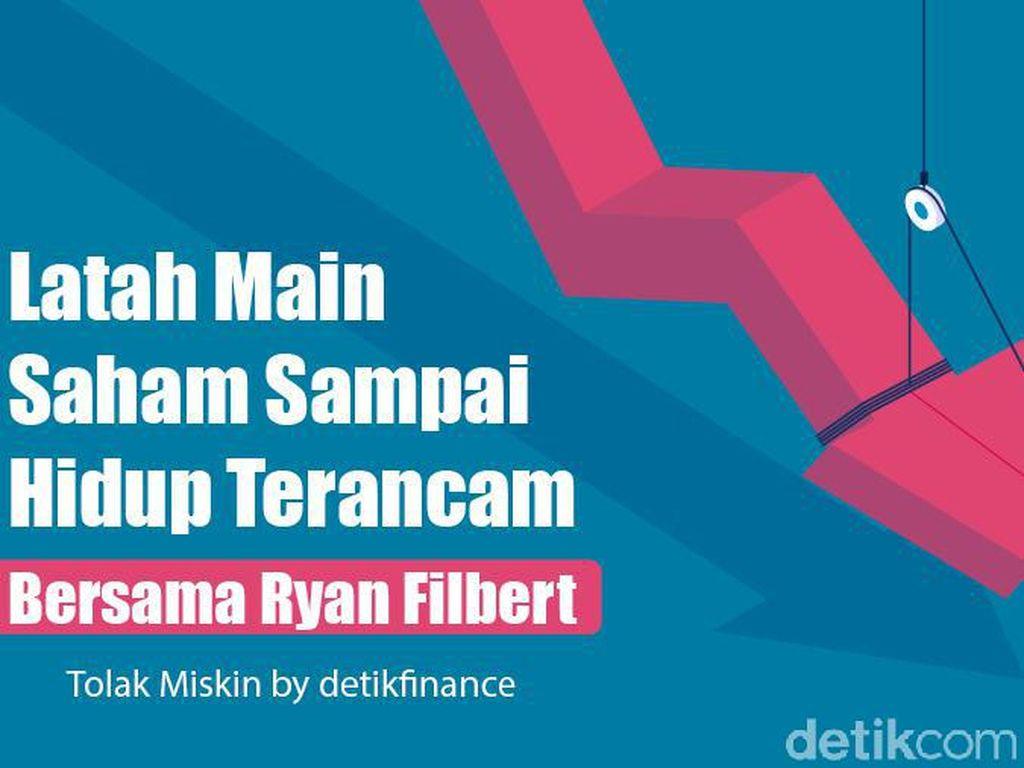 Podcast: Latah Main Saham Sampai Hidup Terancam (Bersama Ryan Filbert)