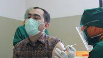 Vaksinasi Corona di RS USU Dimulai, 117 Nakes Disuntik Bertahap
