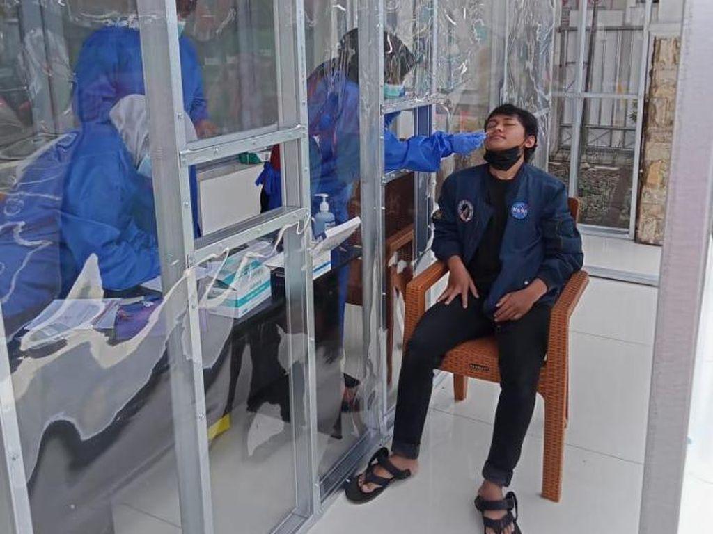 Stasiun Tasikmalaya Kini Buka Layanan Rapid Test Antigen