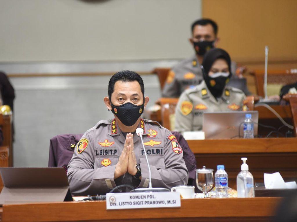 Cita-cita Komjen Sigit: Polantas Tak Menilang, Polisi Tanpa Senjata