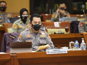PKS Bicara soal Polwan Berjilbab dan Puji Kecerdasan Komjen Sigit