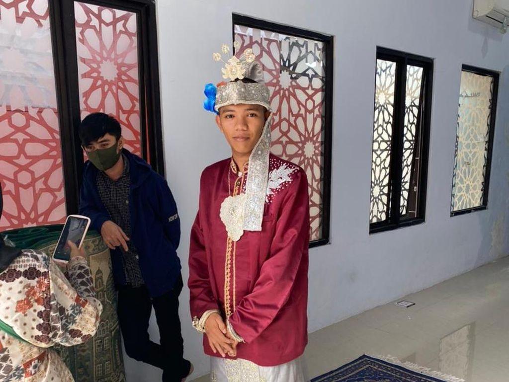 Lakukan Aksi Begal Sebelum Nikah, Pria di Makassar Ijab Kabul di Tahanan