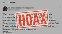 Viral Netizen Bandingkan Dexamethasone Vs Vaksin COVID-19, Ini Faktanya