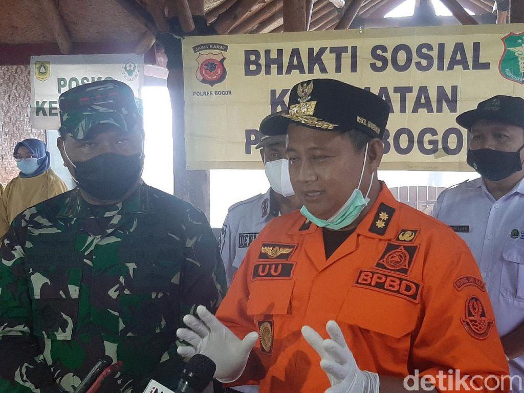 Banjir Bandang Puncak Bogor, Wagub Jabar Duga Ada Kerusakan Hulu Sungai