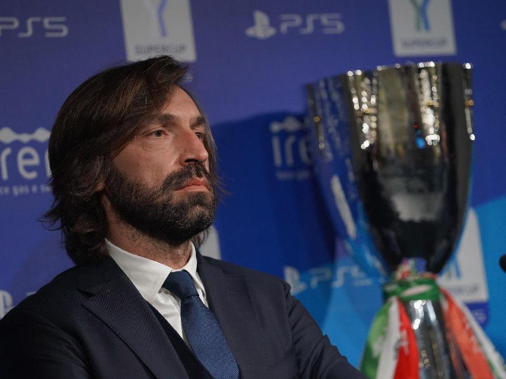 Juventus Juara Piala Super Italia, Cara Pirlo Bungkam Kritik