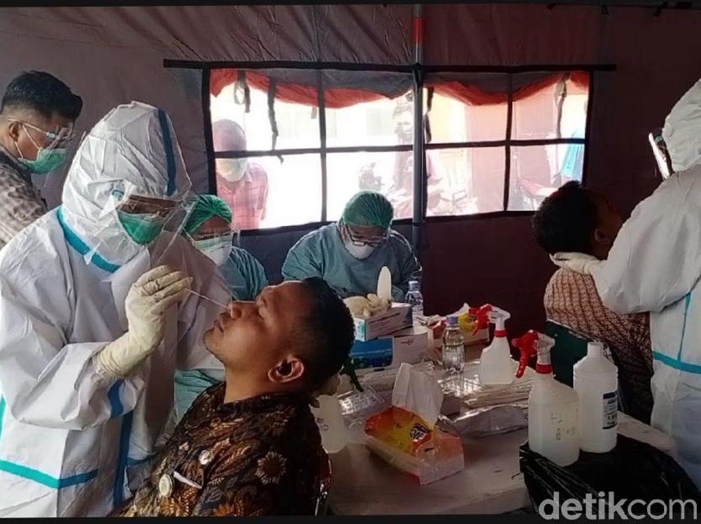 Satgas Maluku: Diduga Februari Puncak COVID, Semua ASN Akan Rapid Antigen
