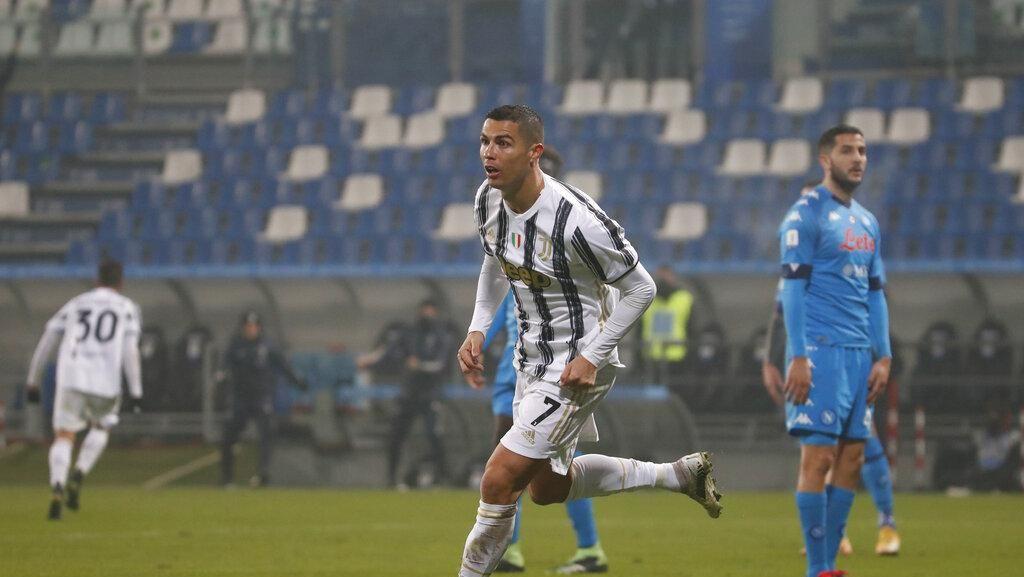 760 Gol Cristiano Ronaldo!