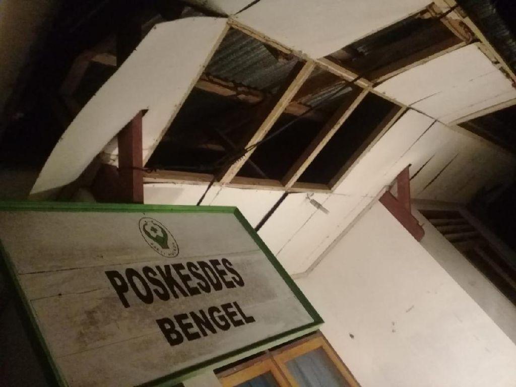Dampak Gempa M 7,1, Pos Kesehatan di Kepulauan Talaud Rusak