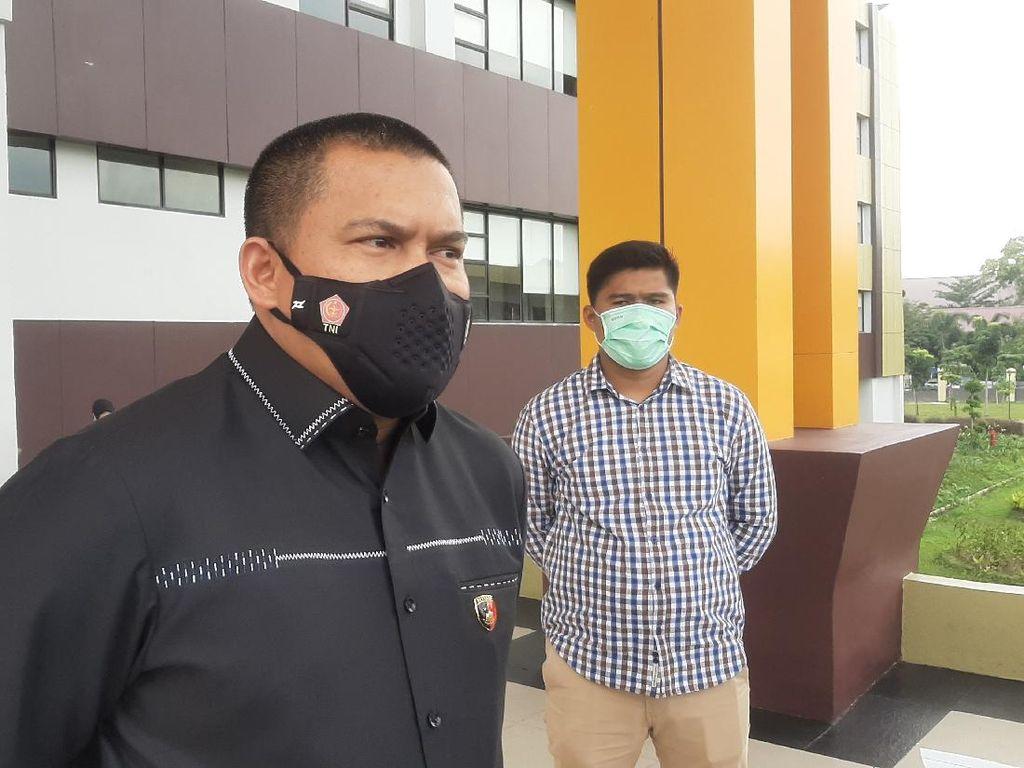 2 Peneror Pejabat Kejati Riau yang Dibekuk Eksekutor Pelemparan Kepala Anjing