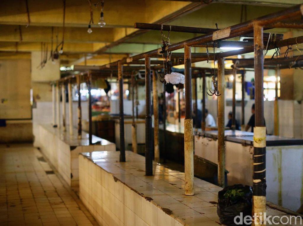Pedagang Daging Sapi Mogok Jualan, Pemprov DKI Stok Daging Beku di 5 Pasar