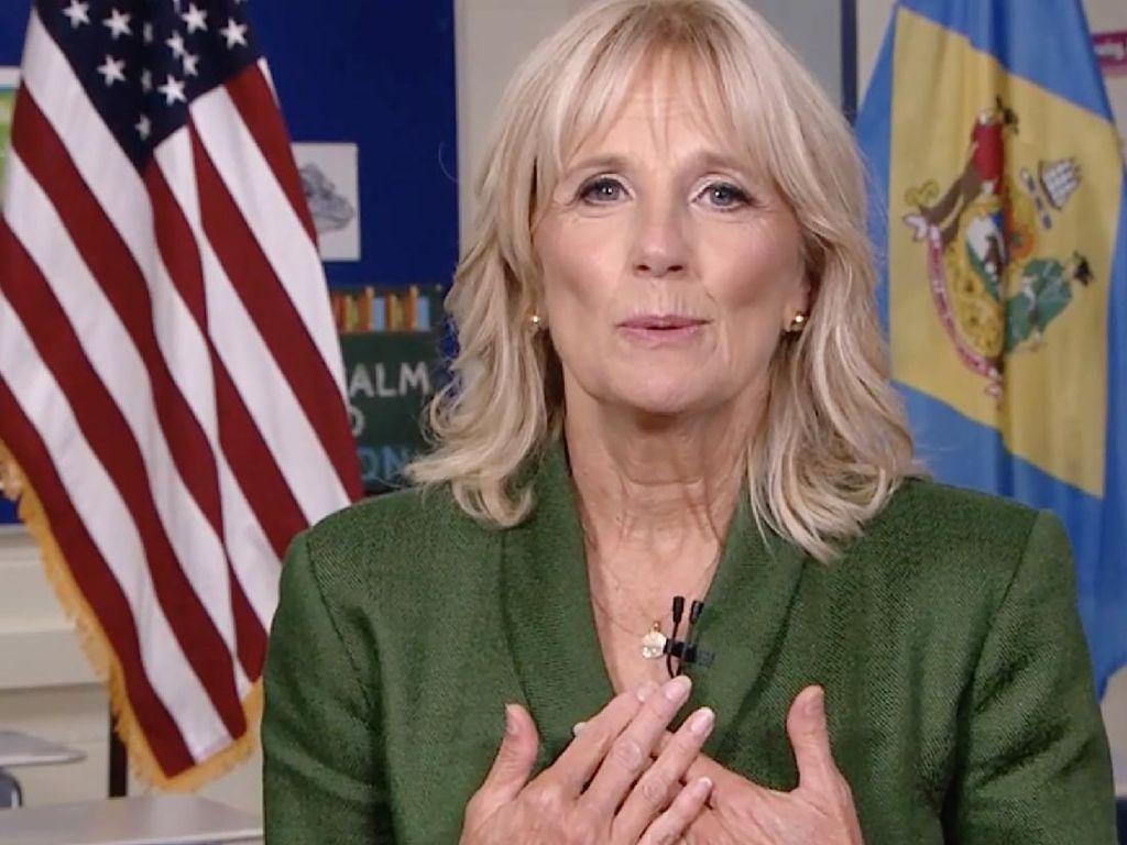 Jill Biden Bicara Soal Pembukaan Sekolah di Tengah Pandemi
