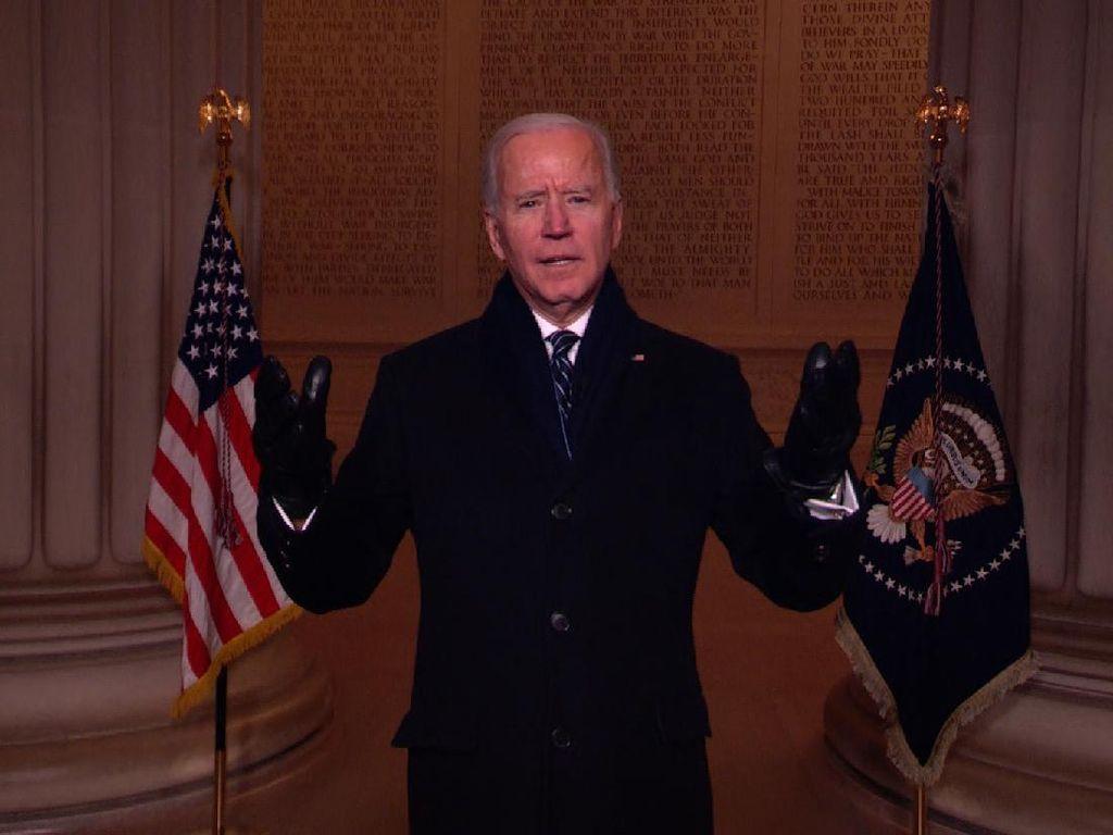Joe Biden Beberkan Semrawutnya AS Gegara Covid-19