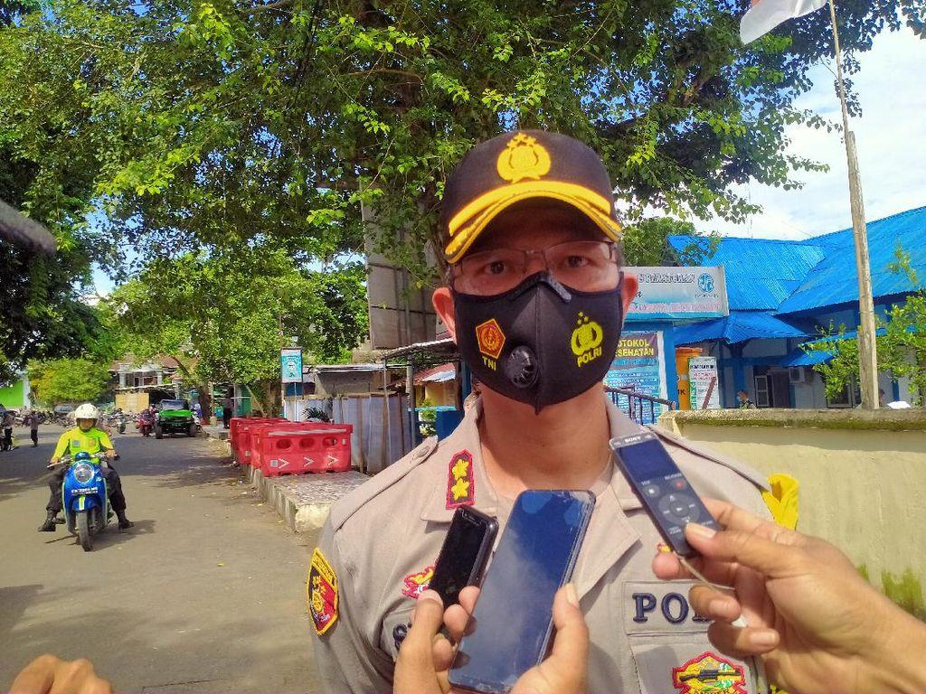 Polisi Usut Dugaan Pria di Video Mesum Pasien COVID RSUD Dompu Oknum Polisi