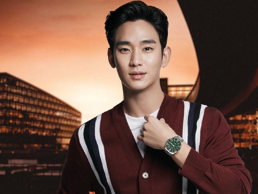 Kim Soo Hyun Jadi Brand Ambassador Jam Tangan Mewah