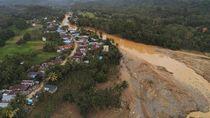 2 Jembatan Terdampak Banjir Kalsel Bisa Dipakai Lagi Sore Ini