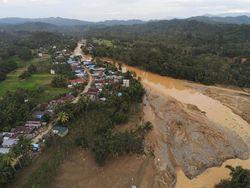 Banjir Besar di Kalsel, 46.235 Ha Lahan Pertanian Jadi Korban
