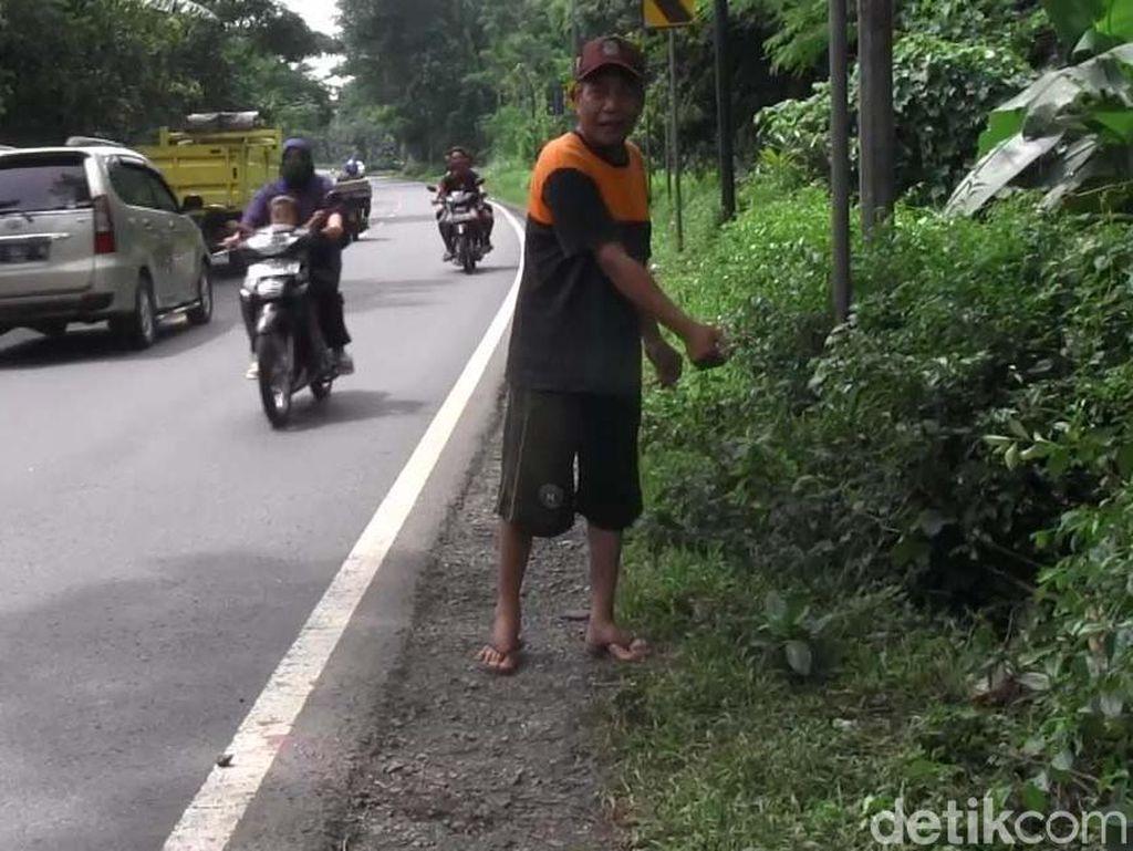 Diduga Jadi Korban Begal di Lumajang, Pemotor Tewas dengan Luka Bacokan