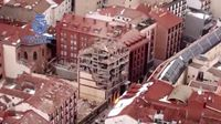 Ledakan Dahsyat Guncang Madrid, 2 Orang Tewas
